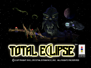 Screenshot Thumbnail / Media File 1 for Total Eclipse (1993)(Crystal Dynamics)(US)[3DRM-1214760]